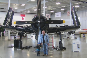 F8F Bearcat (18-Zylinder-Projekt)