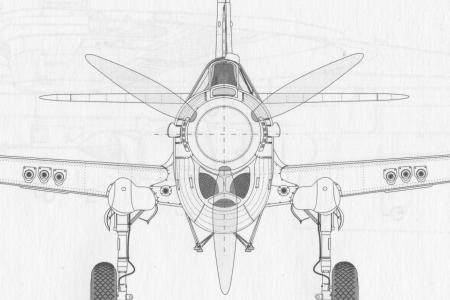 P-40Prop